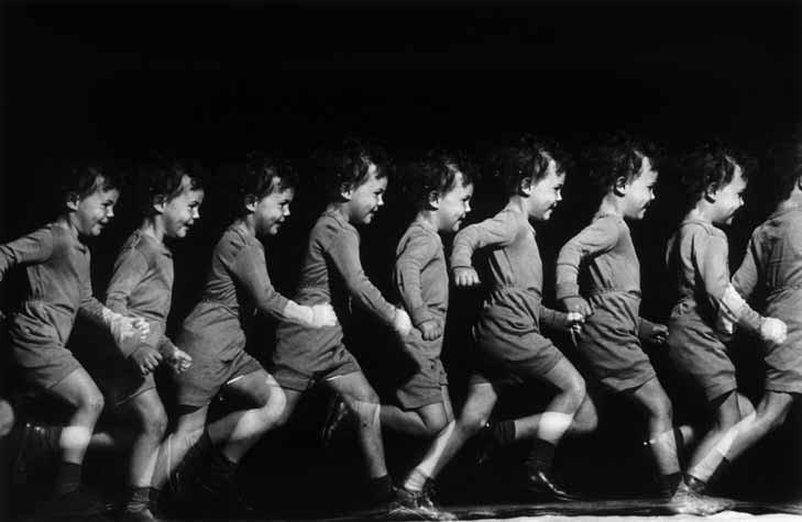 Bob Running, 1938